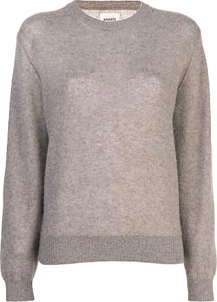Khaite Suéter Barley de tricô - Marrom