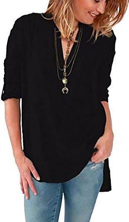 new product bcad5 5edd7 Oversize Blusen in Schwarz: Shoppe jetzt bis zu −61% | Stylight