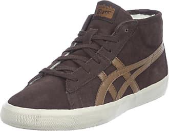 Onitsuka Tiger Fader Fur Sneaker Dark Brown / Brow