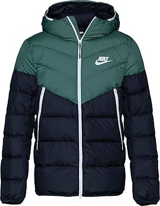 Nike Jacke grün / dunkelblau