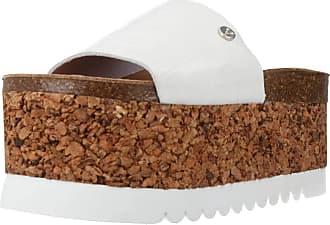 Yellow Women Sandals and Slippers Women Pixie White 5.5 UK