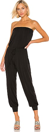 Young Fabulous & Broke Reece Jumpsuit in Black