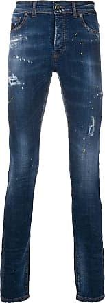 John Richmond Calça jeans skinny - Azul