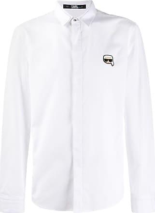 Karl Lagerfeld Camisa K/Ikonic - Branco