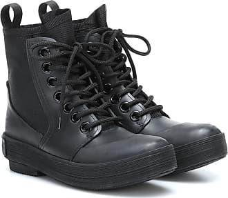 Proenza Schouler Ankle Boots mit Elastikeinsatz