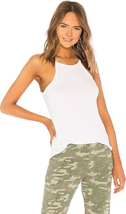 Splendid Marina High Neck Tank in White