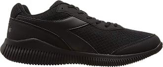 Diadora Mens Eagle 3 Walking Shoe, Black, 11.5 UK