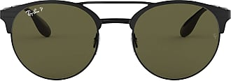 Ray-Ban Unisexs Rb 3545 Sunglasses, Black, 51