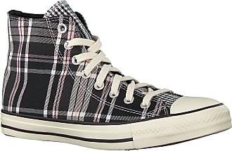 Converse Schwarze Converse Sneaker High Chuck Taylor All Star Hi Dames