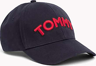 392c40a67 Tommy Hilfiger Womens Logo Patch Cap, Navy, One Size