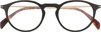 David Beckham Óculos de sol redondo 1003/G/CS - Preto