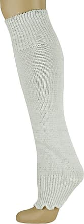 MySocks Leg Warmers White Speckled Glitter