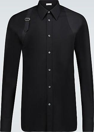 Alexander McQueen Hemd Harness aus Baumwolle