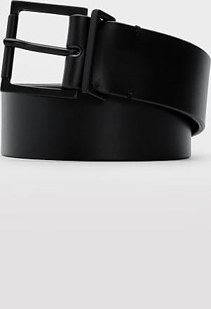 Maison Margiela Cintura In Pelle