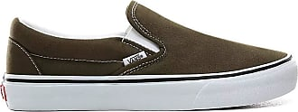 Vans Ua Shoes Classic Slip-On Beech/True White