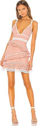 X by NBD Arlissa Mini Dress in Pink