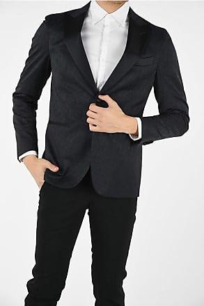 Corneliani CC COLLECTION virgin wool blend blazer size 50