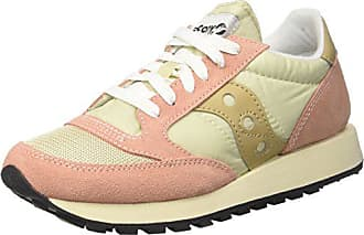 752d3a32c8e17a Saucony Damen Jazz Original Vintage Gymnastikschuhe Pink (Tan Mut Clay 31) 37  EU