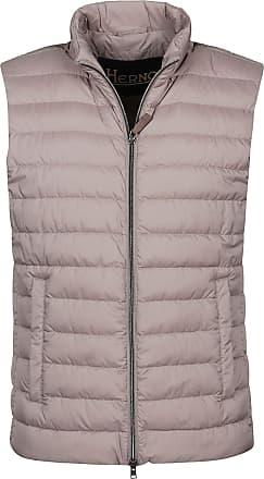 Herno Fashion Man PI0632U192882600 Grey Polyamide Vest | Spring Summer 20