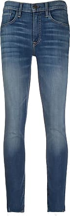 3x1 high-rise skinny jeans - Blue