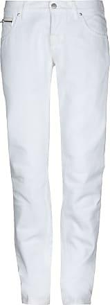 Messagerie DENIM - Denim trousers on YOOX.COM