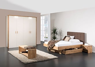 Neue Modular home24 Massivholzbett Lund I