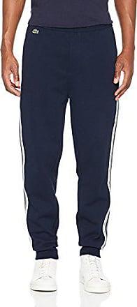 cf92192021 Lacoste XH3286 Bas de Pyjama, Bleu (Marine), Small (Taille Fabricant: