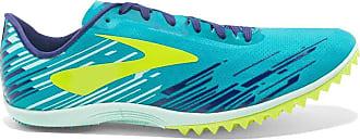 Brooks Mach 18 Spikeless Womens Track Shoes - 5.5 Blue