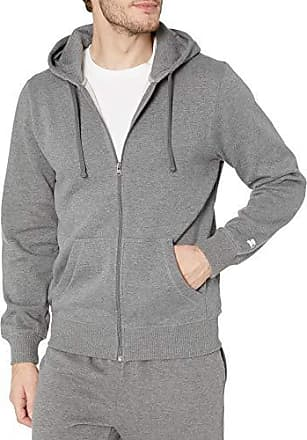Starter Mens Zip-Up Embroidered Logo Hoodie Exclusive