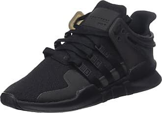 adidas Mens EQT Support ADV Trainers, Black (Core Black/Core Black/Footwear White), 10.5 UK 45 1/3 EU