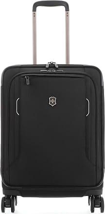 Victorinox by Swiss Army Mala Werks Traveler 6.0 Softside Global Carry-On Preta - Homem - Preto - Único BR