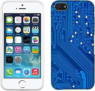 Mundaze Mundaze Circuit Board Phone Case Cover for Apple iPhone SE/5S/5