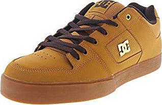 18d7c3bb7e1fa3 DC Schuhe in Übergrößen - Pure SE 301024 Wheat dk Choco