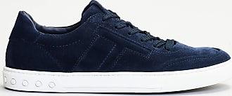 Tod's sneakers fondo cassetta - blu
