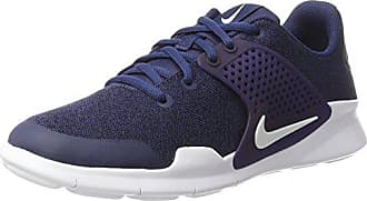 the latest b3110 b31da Nike Arrowz, Chaussures de Gymnastique Homme, Bleu (Midnight  Navy white-black