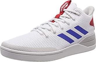 finest selection 0eb19 6d16a adidas Bball 80s, Zapatillas Altas para Hombre, Blanco (Footwear WhiteBlue