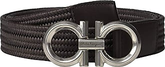 Salvatore Ferragamo Sized Belt - 67A050 (T. Moro) Mens Belts