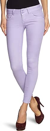 Only Only Womens Skinny / Slim FitTrousers, Purple, 36 EU
