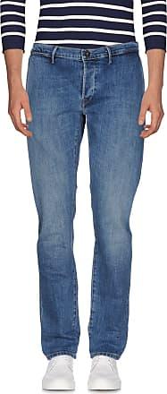 TELA GENOVA DENIM - Denim trousers on YOOX.COM
