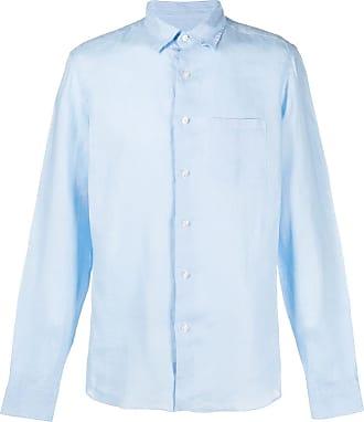 Peninsula Camisa lisa - Azul