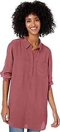 Goodthreads Viscose Short-Sleeve Shirt Donna Marchio