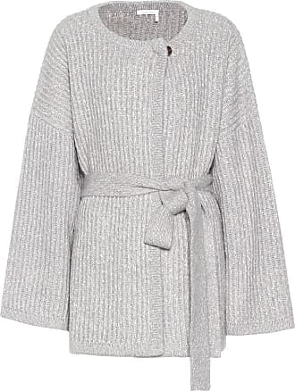 See By Chloé Cotton and wool-blend cardigan