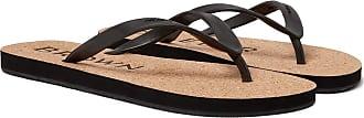 Orlebar Brown Haston Rubber And Cork Flip Flops - Black