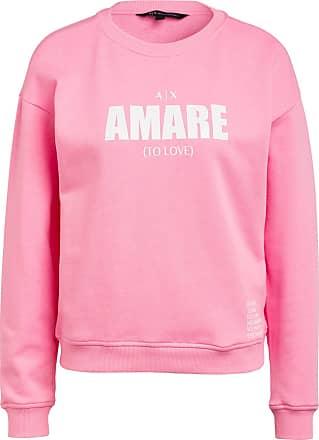 A|X Armani Exchange Sweatshirt - ROSA