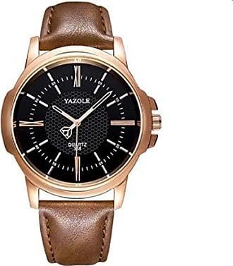Yazole Relógios de Luxo em Aço inoxidável Yazole D358 (3)