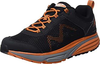 1597aea85d8e Mbt Mens Colorado 17 M Fitness Shoes Black Orange 1114Y 8.5 UK