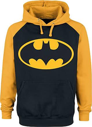Batman Sweatjacke mit Kapuze schwarz
