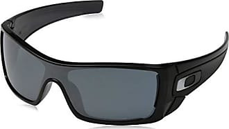 Oakley Mens Batwolf Non-Polarized Iridium Rectangular Sunglasses, BLACK INK, 0 mm