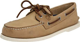 Sperry Top-Sider Sperry Mens Authentic Original Boat Shoe, Oatmeal, 7.5 M US