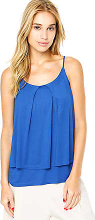 Finery Blusa Finery London Brook Jersey Cami Azul